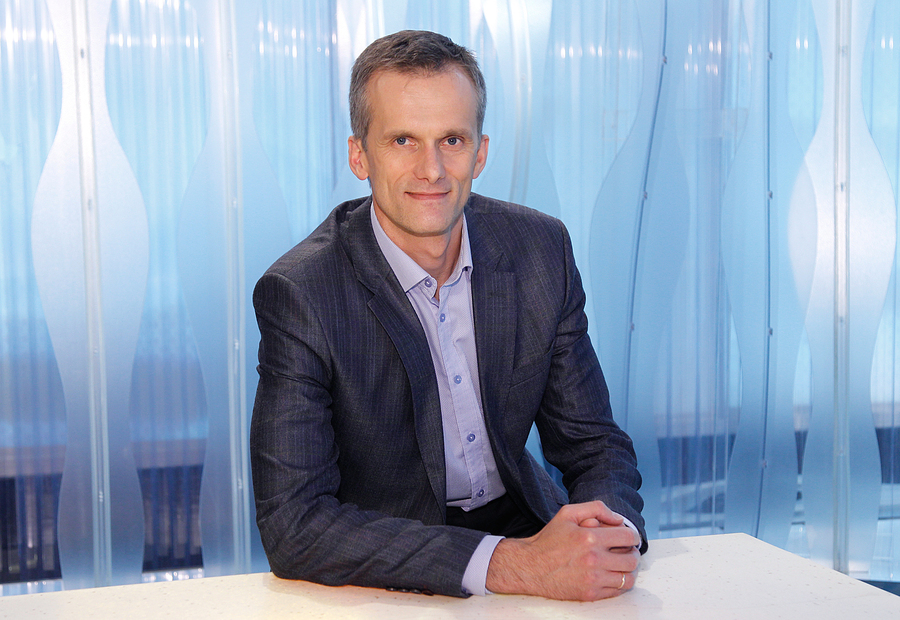 Сергей Кайкин – руководитель  Генеральной дирекции международных книжных выставок и ярмарок