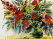 Н. П. Турков. Цветы. 1995