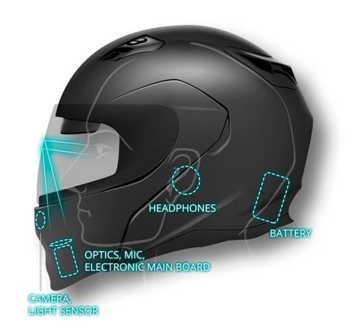шлем карта