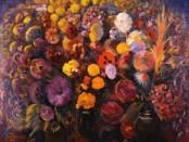 Мартирос Сарьян. Цветы. 1960