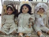 антикварные немецкие куклы