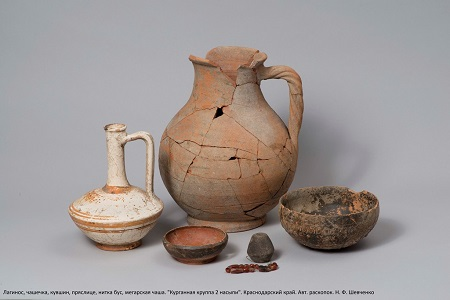 древний кувшин