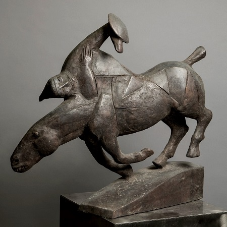 скульптура игоря