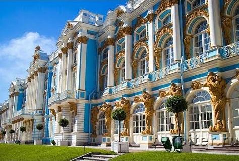 екатерин дворец
