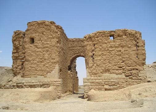 пальмирские ворота
