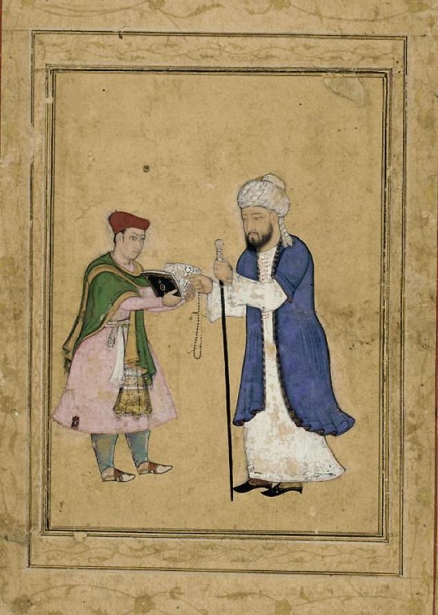 хафиз читает стихи 3