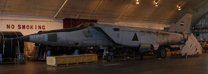 МИГ-25 военно-воздушных сил Ирака