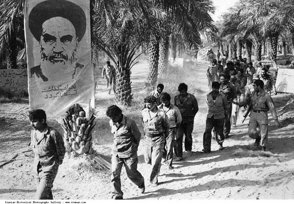 Пленные иракские солдаты